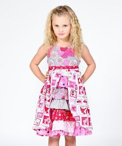 Image Is Loading Jelly The Pug Pink Love Letter Hannah Dress
