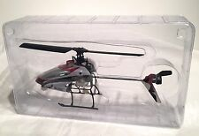 **HORIZON BLADE MSRX FLYBARLESS 3D MINI RC HELICOPTER WITH CASE**