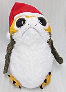 Star-Wars-mega-jumbo-Christmas-Plush-Doll-Stuffed-toy-Porg-SEGA-Santa-from-JAPAN