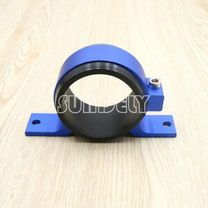 Alloy 60mm Fuel Pump Filter Mounting Bracket Clamp Cradle Holder USA