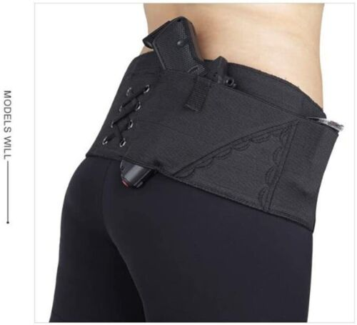 for Women Belly Band Holster Concealed Carry Gun Holsters