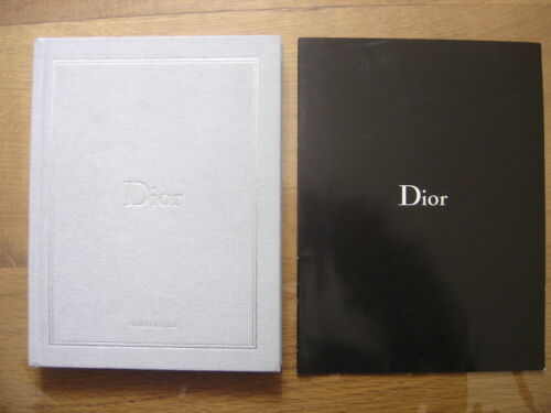 Catalogue Brochure DIOR Horlogerie montre timepiece Swiss made Suisse