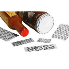 Bottle Shrink Wrap Bands 1 Hot Sauce Bottles Heat Shrink Bands Pack 250 Cut New