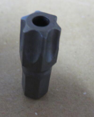 """Sécurité th55 Torx 8 mm 5//16/"""" Hex mécanique Insert Bit Hollow"""