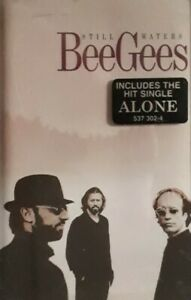 Bee Gees-Still Waters Cassette.1997 Polydor 537 302 4.Alone/Obsessions/I Will+