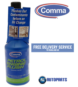 Comma-Petrol-Engine-Flush-Flushes-Out-Contaminants-Before-Oil-Change-400ml