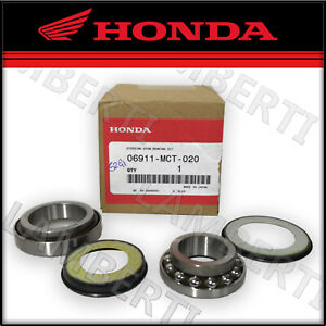 06911MCT020 kit cuscinetti sterzo ORIGINALE HONDA SH 300 2012
