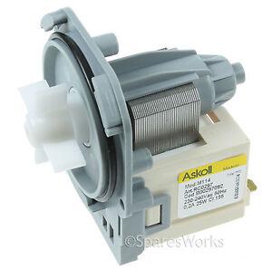 AEG Lavadora Bomba L52638 L52810 L52820 L52840 L52840D L52850 L53600