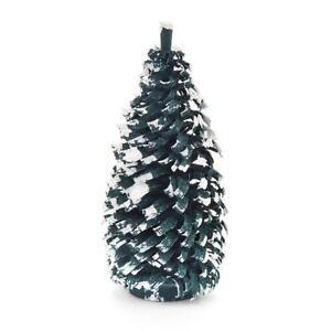 Seiffener Fichte 6cm NEU Volkskunst Holzbaum Weihnachtsbaum Ringelbaum Holz