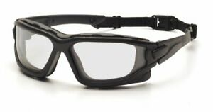 Pyramex Safety I-Force SB7010SDT Safety Goggles with Improved Anti-Fog Effect...
