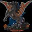 Bronzeskulptur-Einhorn-BRONZIERT-Figur-von-Veronese-708-0800 Indexbild 1