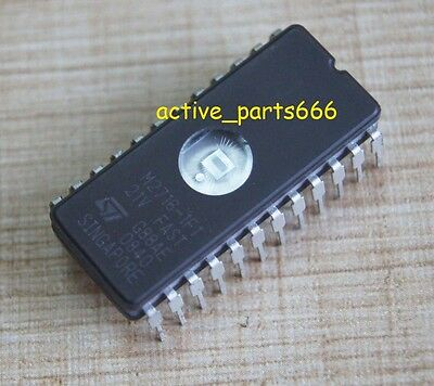 50PCS M2716-1F1 2716 ST Memory UV EPROM IC NEW