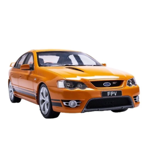 Biante 1/18 FPV BF MK II GT (Octane Orange) Resin (sealed body) Model Car BR1830