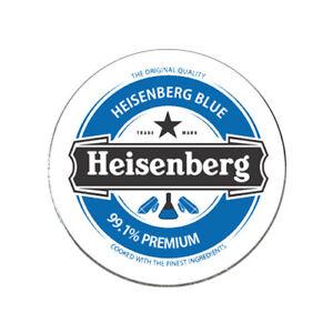 Details About Breaking Bad Heisenberg Brand Logo Golf Ball Marker Novelty