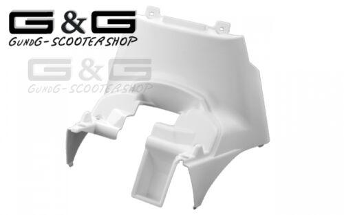 Cubierta del motor interior revestimiento en blanco para yamaha aerox MBK nitro