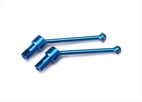 7650r Latrax Traxxas Aluminium Aluminium Aluminium blue Antriebswelle Montage Vorne oder Hinten für e62654