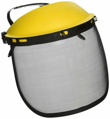 Zenport FS825 Face Shield with Adjustable Mesh Visor Protect wood chip saw dust