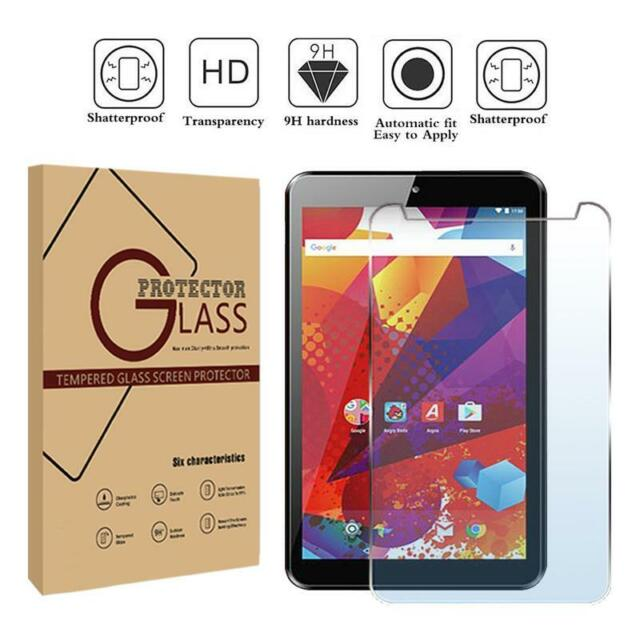 new concept 63553 a91e6 Tablet Tempered Glass Screen Protector Cover for Argos Alba 7 Inch Android