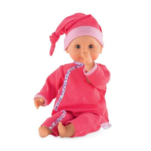 Corolle Mon Premier Poupon Bebe Calin Floral Bloom Toy Baby Doll, Pink
