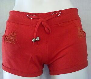 Donna Mare Pantaloncini Pizzo Mare Pantaloncini Da Donna Da Pizzo WdCxBeEroQ