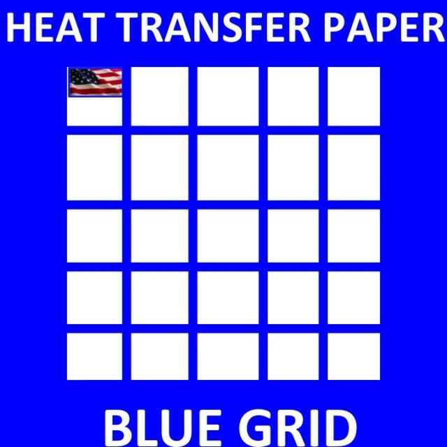 "Ink Jet Iron-On Heat Transfer Paper Dark Fabrics  30 Shs 8.5/""x11/"" TOP SELLER"