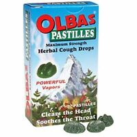 Olbas Pastilles - Maximum Strength Herbal Cough Drops 27 Ea (pack Of 6) on sale