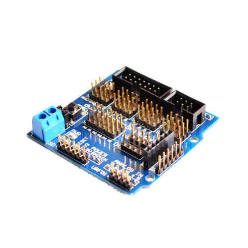V5 Sensor Shield Expansion Board Shield For Arduino UNO R3 V5.0 Electric Module