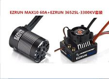 Hobbywing EZRUN MAX10 60A Brushless ESC+ Motor for RC 1/10 SUV/Truck/Car F19283