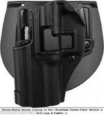 BlackHawk CQC Serpa Holster Springfield XD XDM 410507BK-R Authentic Blackhawk