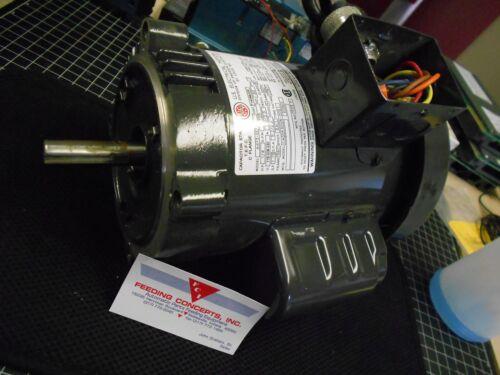 Electric Motor 1//4HP 1725 RPM 56C  A473-SEFM 115//208-230 CA55KXDGN-2081 U.S