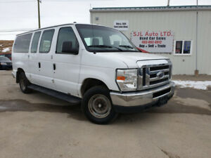 2011 Ford E-150 XL *128 KM Only* Minivan, Van