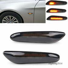 Acouto LED Side Marker Turn Signal Lights Lamp for BMW E82 E88 E60 E61 E90 E91 E92 E93