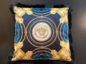 Kopfkissen Pillows Mander versac Medusa Luxus 45 x 45