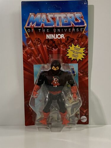 Masters of the Universe NINJOR Inc Comic Mattel GVW66