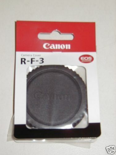 3 rf3 Original Canon distinguen r-f-3 para eos nuevo embalaje original rf-3 rf