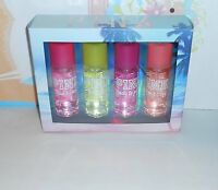 Victoria's Secret Pink Four (4) Piece Body Mist Gift Set Rare