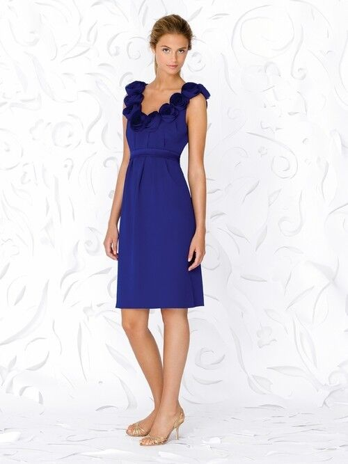BRAND NEW BLACK Lela Rose LR102 Bridesmaid Dresses NWT Assorted Sizes