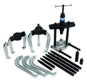Sykes-pickavant-15520800-Hydraulique-Pince-amp-Separateur-Kit-3x-200mm-Pieds