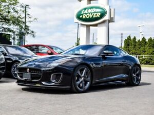 2018 Jaguar F-Type RARE 400 SPORT EDITION