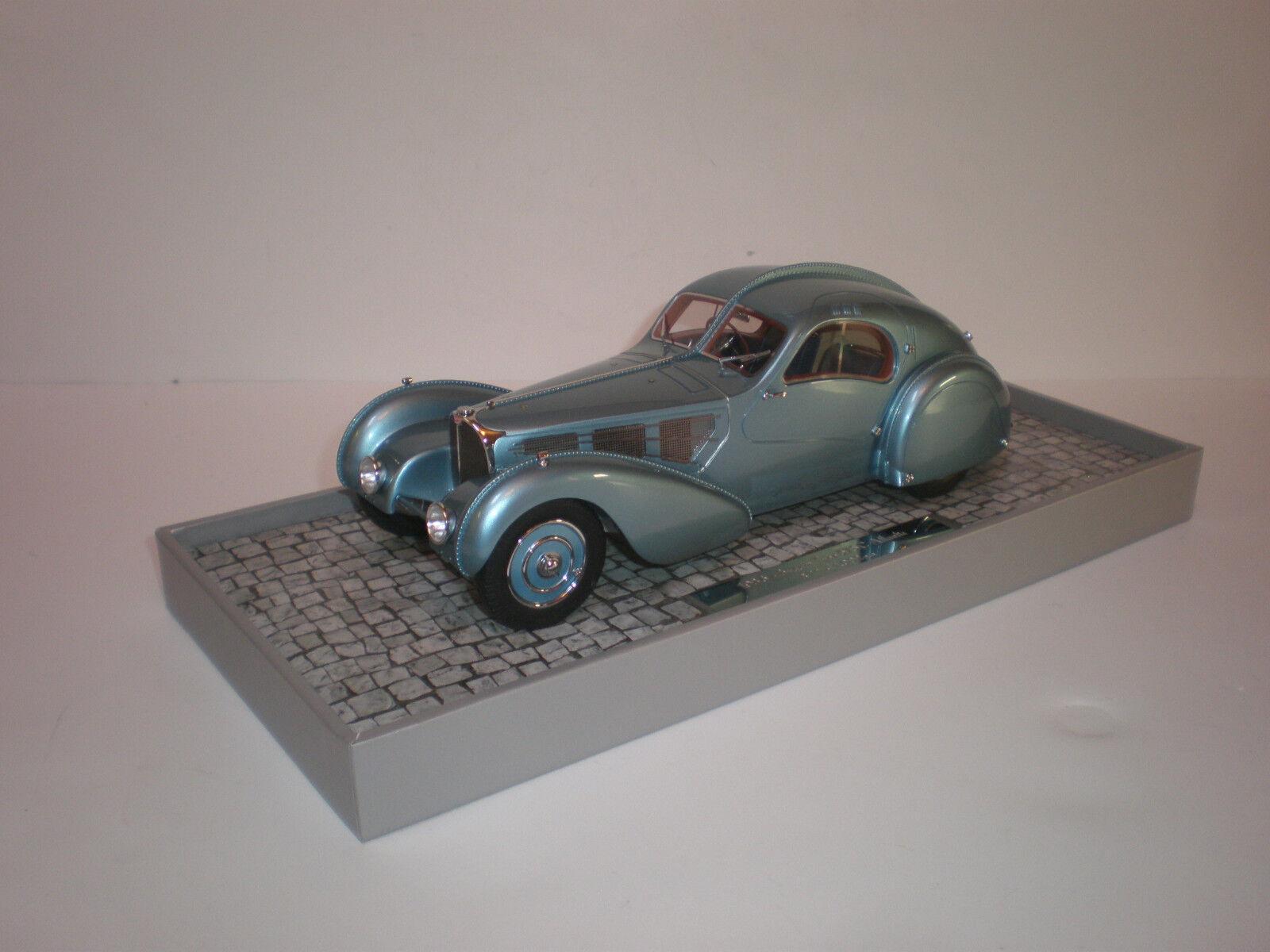 1 18 1936 Bugatti Type 575 C Atlantic Limited Edition Minichamps