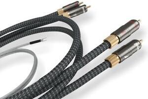 Ricable-MT05-MAGNUS-Turntable-0-5-metri-Cavo-Audio-Stereo-RCA-Hi-Fi-per-Giradi