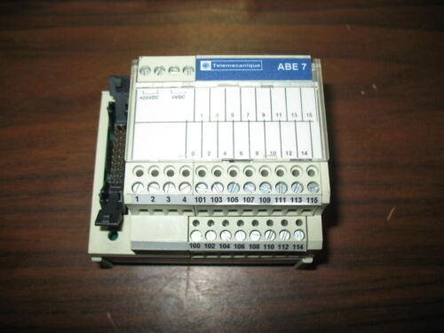 Telemecanique ABE7-H16R50 Interface Module