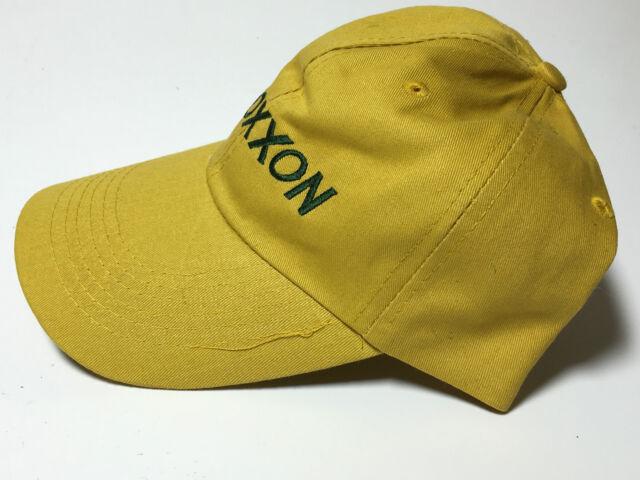 Proxxon Schildmütze Schildkappe Base Ball Cap gold Modellbau Werbung Giveaway