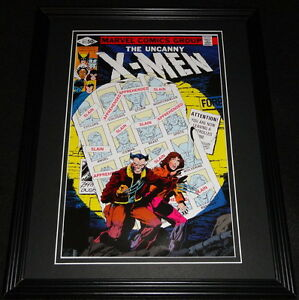 Uncanny X Men #141 Days of Future Past Framed Cover Photo ...