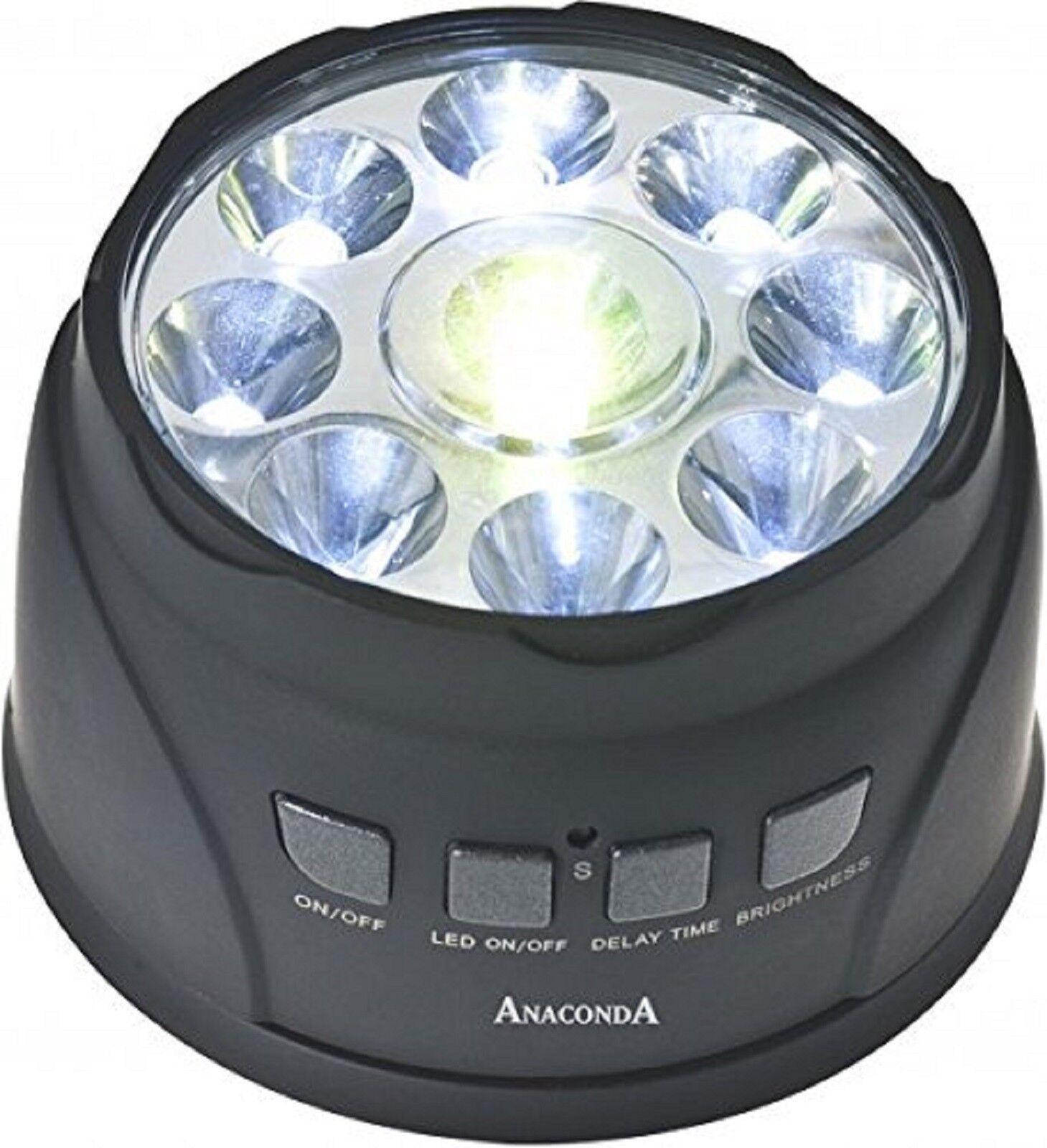Anaconda Radio Enlace Device (RLD) tent lamp Cochepa-lámpara   servicio de primera clase