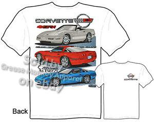84-96-Corvette-T-Shirts-C4-Corvette-Apparel-ZR-1-Chevy-Tshirt-Chevrolet-Shirt