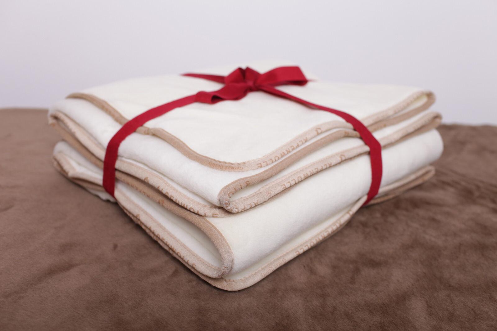 Noël, envoie de la joie COUVERTURE cachemire, PLAID COUVRE-LIT, tissé, superwasch, | Aspect Attrayant