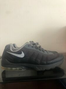 meilleures baskets 92ad4 03fe4 Details about Nike Air Max Invigor Men's Sports Trainers Max 95 Style Dark  Grey Black
