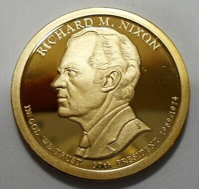 2016-S Richard Nixon DCAM Proof Presidential Dollar Bargain Priced FREE S/&H