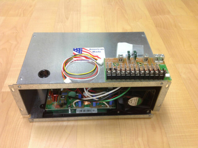 Progressive Dynamics 55 Amp Battery Converter Charger Section Pd4655v For Sale Online